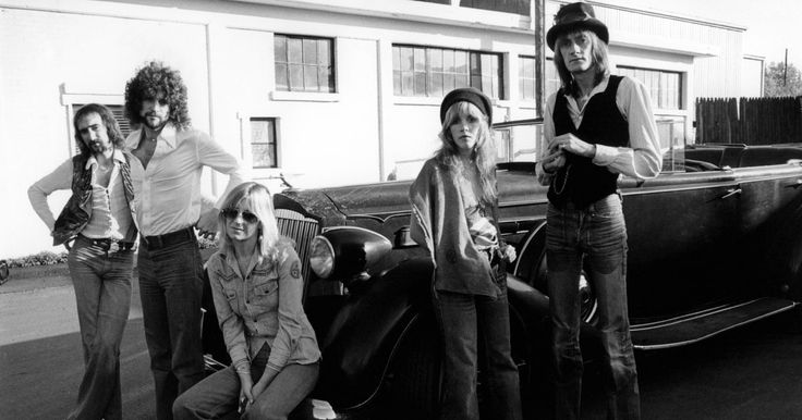Fleetwood Mac Unearth Rarities for 1975 Self-Titled LP Reissue - Rolling Stone