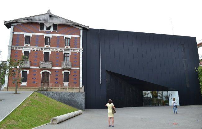 Balenciaga museum in vissersdorp Getaria (Baskenland) #Baskenland #MuseumSpanje #DesignBaskenland