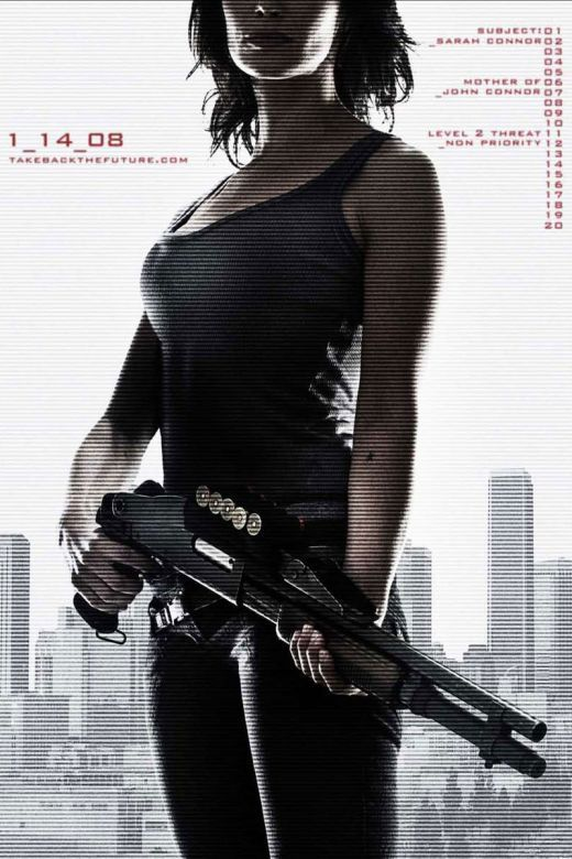 Sarah Connor chronicles poster