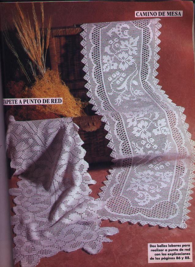 Caminos de mesa - Flavia Luggren - Веб-альбомы Picasa