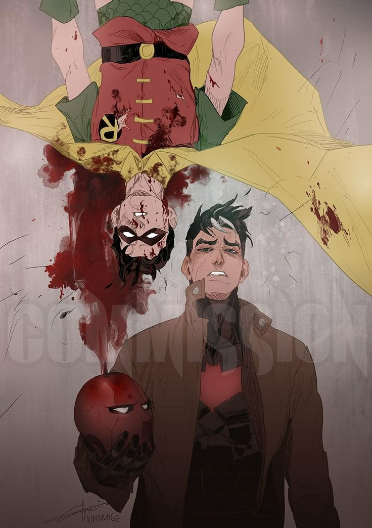 Red Hood | Robin | Jason Todd
