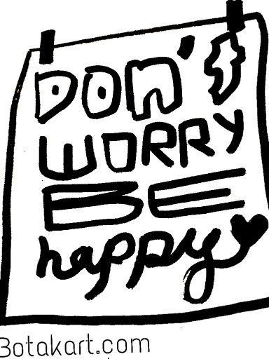 Keep calm and show your teethh :D