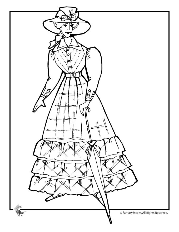 20 Best Images About Coloring Pages Vintage On Pinterest