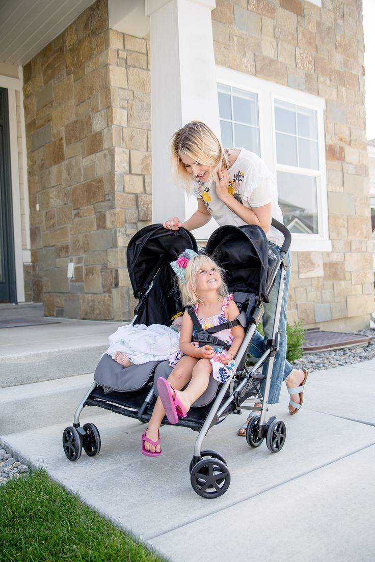 Double Stroller Fun with Evenflo The Sweet Simple Life
