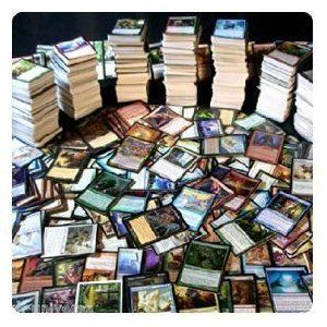 100 Magic the Gathering Rares/Uncommon Cards ONLY!! No Commons!! MTG Cards Collection Bulk Lot           ($7.79)