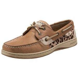 Leopard Sperrys bf got 'em for me