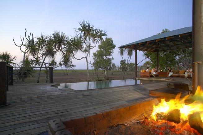 Wild Bush Luxury Lodge - Bamarru Plains  www.thekimberleycollection.com.au