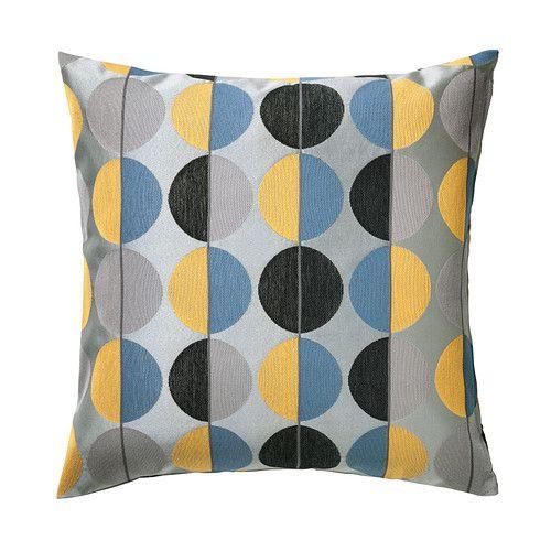 OTTIL Fodera per cuscino IKEA Grazie alla tessitura jacquard, la fodera per cuscino ha un motivo leggermente in rilievo.
