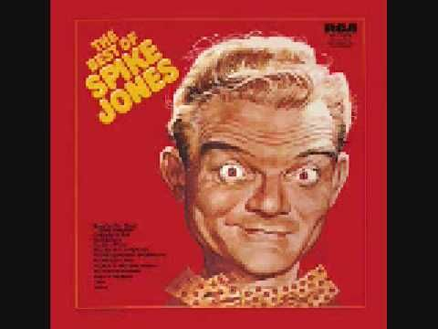 "Spike Jones ""Chloe"" - Amy resemblance to persons (1) Living, (2) Zombies or (3) Dead is purely intentional. It has a slight resemblance to the 1936 song, ""Chloe."""