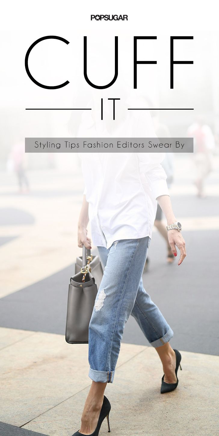 Styling tips to steal from fashion editors