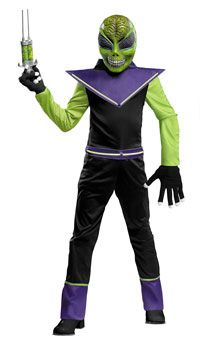 Scary Alien Costume – Scary Costumes