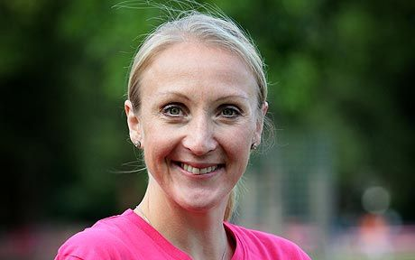 My Day on a Plate: Paula Radcliffe - Telegraph