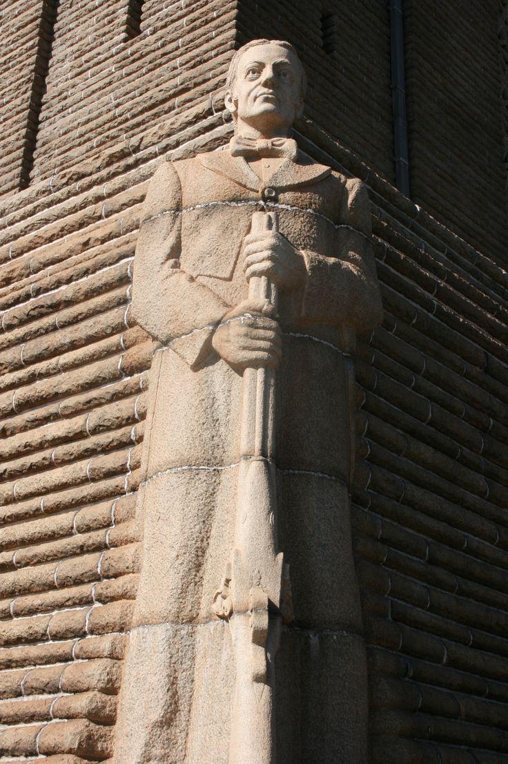 Andries Pretorius - Voortrekker Monument (Pretoria, South Africa)
