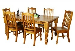FORREST 7PCE DINING     from AUD$720.00  BRAND NEW - 12 months Warranty