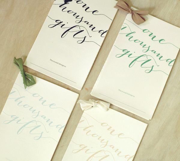 Bible Study Source for Women | One Thousand Gifts — Church ...
