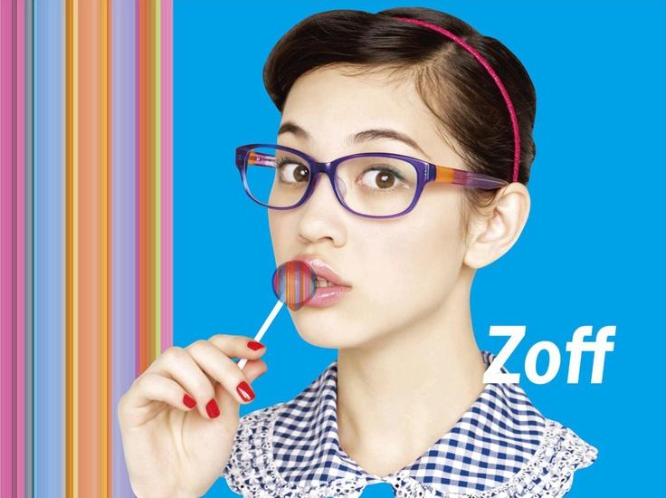 Here you go. Mizuhara Kiko for Zoff.