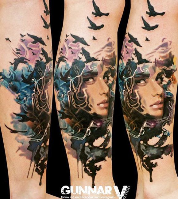 372 best images about realshit on pinterest dream for Art of gunnar tattoo