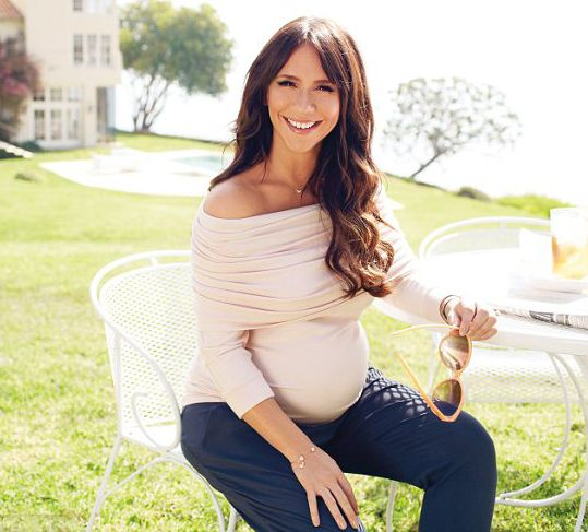 Jennifer Love Hewitt is launching her own maternity line!