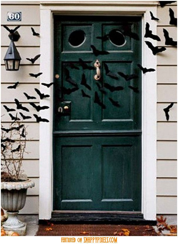 diy-scary-halloween-decorations-outside-8 halloween Pinterest - pinterest halloween decor outside