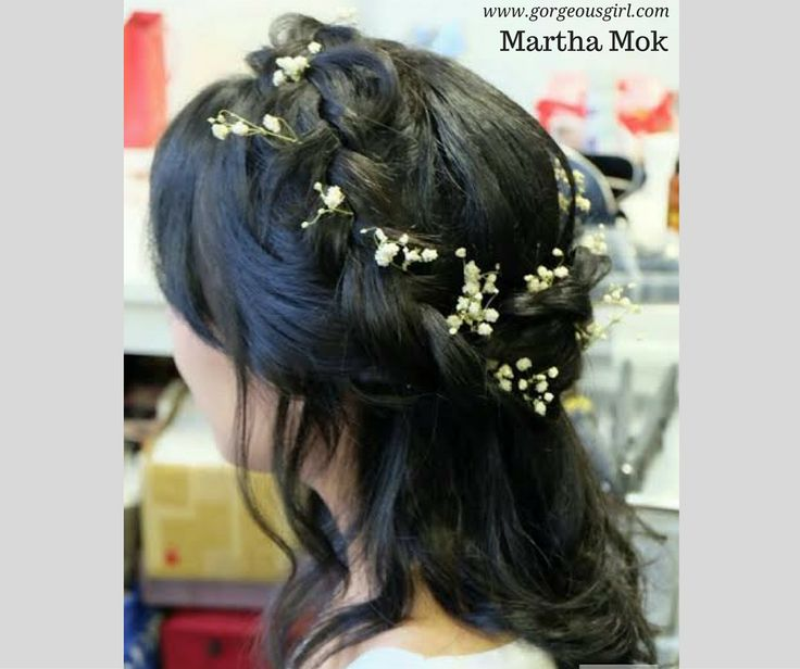 Check out for #HairStyle by Martha Mok .For more visit: http://www.gorgeousgirl.com/hair-styles-trends