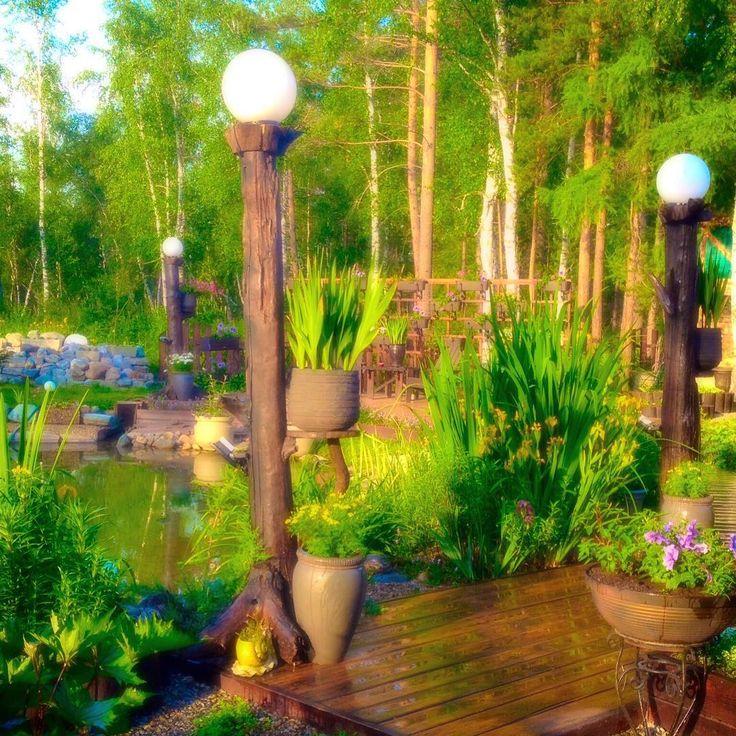 #дом#сад#ландшафтный дизайн