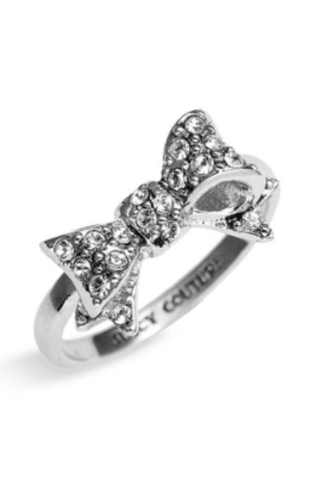 Ring Bow Il Gioiello Personalizzabile Con La Tua Nailart: Juicy Couture Bow Ring