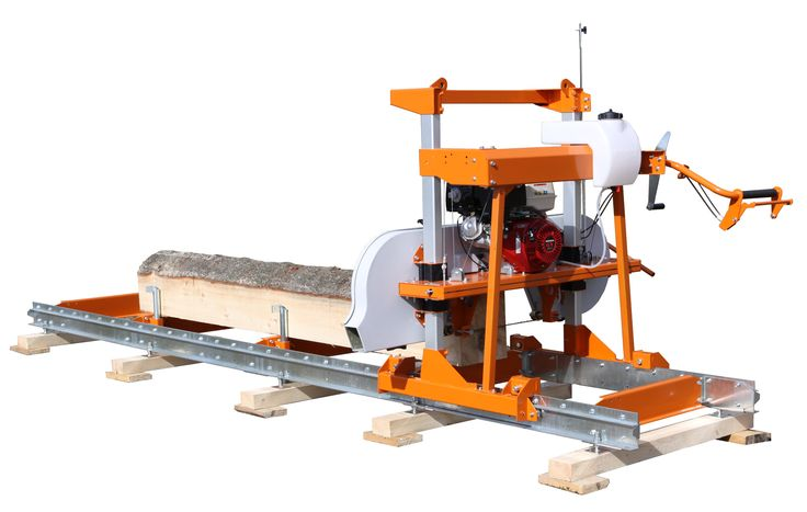 Portable Bandsaw Mill LM29