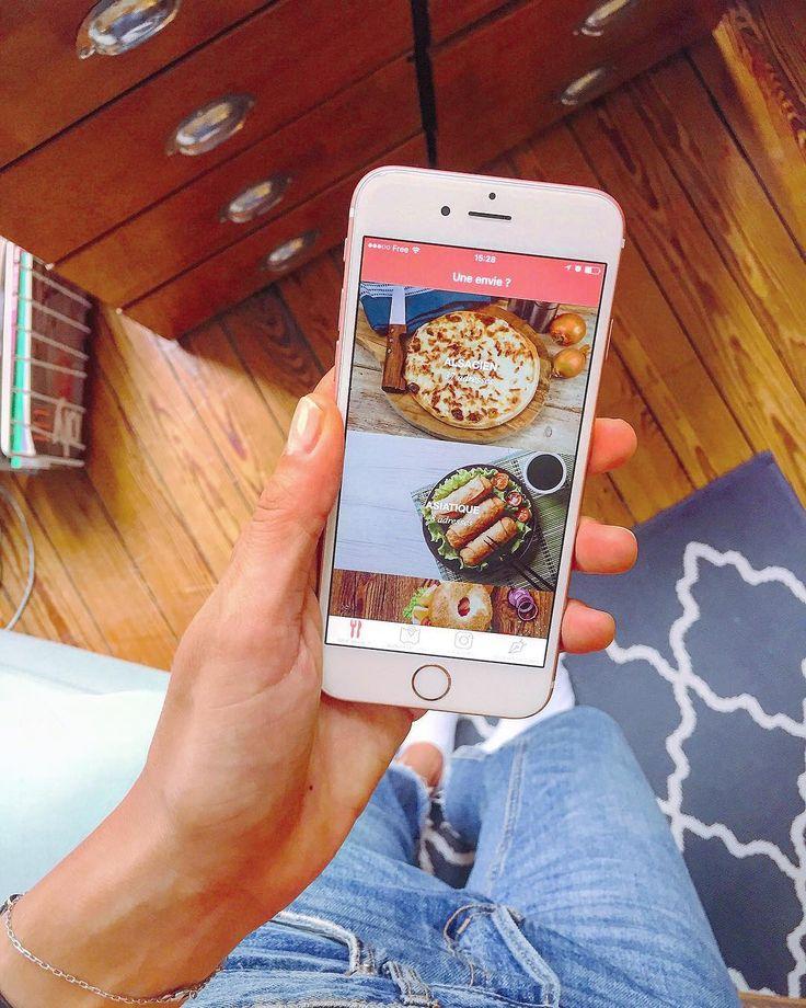 """TROP HAPPY 🔥😍  Hier soir est (enfin) sortie l'application de @strasmiam 💪🏼💪🏼  Elle regroupe tous mes bons plans pour """"bien manger sans se ruiner"""" à Strasbourg ! 👌🏼🍽  Un carnet de poche sur son téléphone mis à jour super régulièrement (enfin j'essaye) 😊  Merci à Jules de @schloukmap pour le développement du logiciel 📲  L'application est gratuite + dispo sur Android et sur Apple Store !  Je compte sur vous pour la tester et me dire ce que vous en pensez ! Le but c'est quelle vous…"""