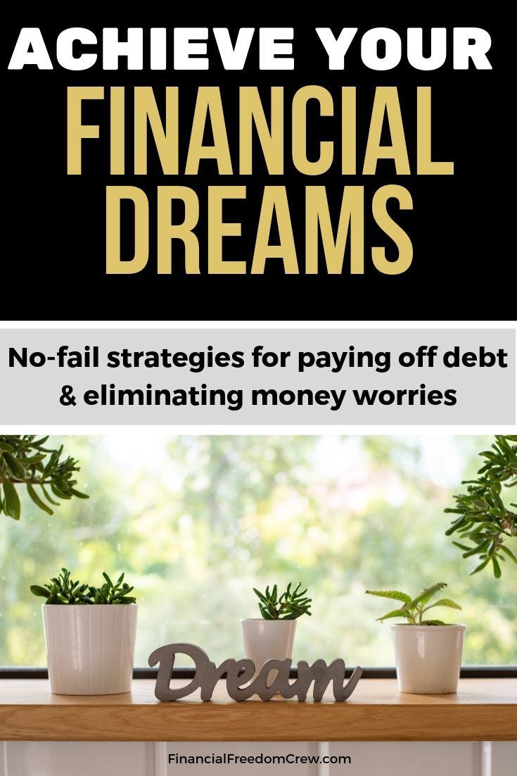 Achieve all your financial dreams with these simpl…