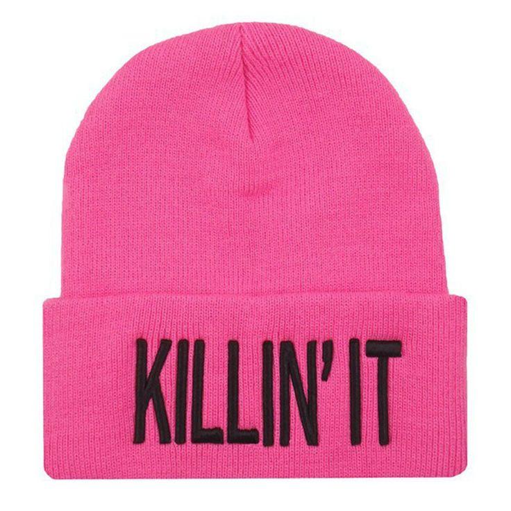Beanies Women'S Cap Hats Men'S Winter Hats For Women Womens Caps Bonnet  Hat Winter Female Ski Gorros Carhart Killin it 151114c