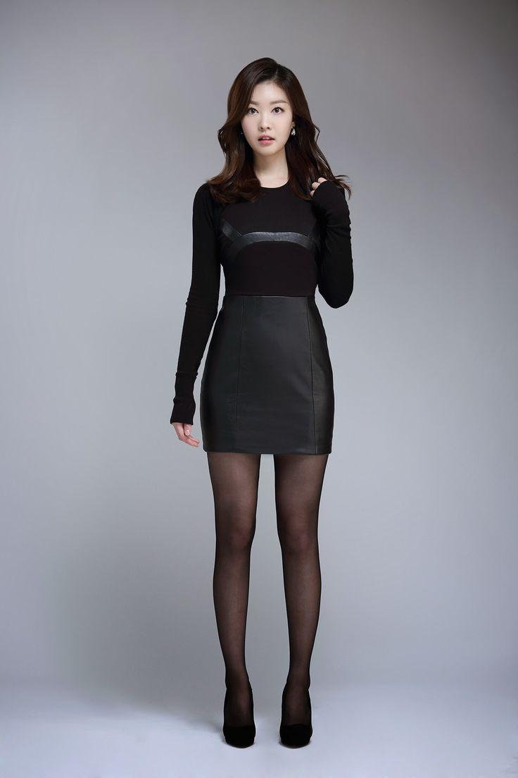 (1200×1800) Announcer Yun Ji Yeon 윤지연 | Non Idol | Tights ...