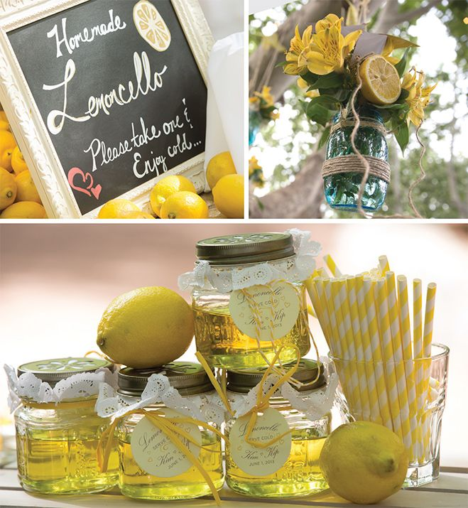 Fruity Floral: Adding Fruit to Your Wedding Flowers and Décor | Arizona Bride magazine