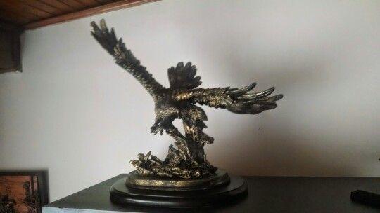 Figura militar Aguila comandos