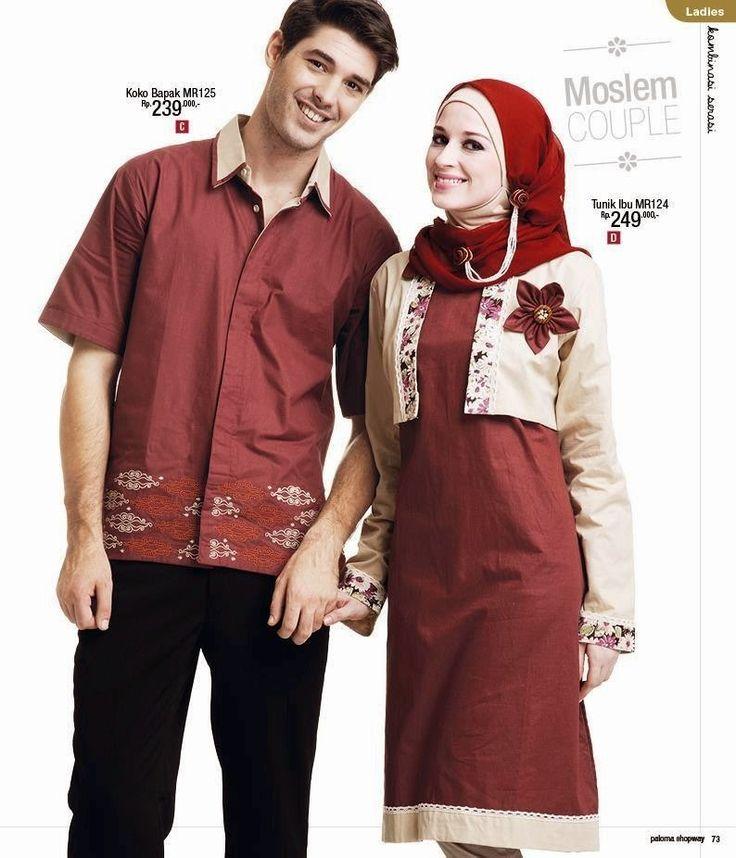 Butik Jeng Ita - Produk Busana dan Fashion Cantik Terbaru: Baju Sarimbit Keluarga Modern