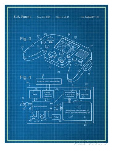 52 best artdesign images on pinterest character design character video game controller blueprint malvernweather Image collections