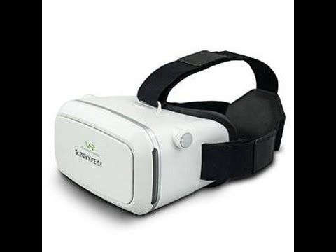 SUNNYPEAK Virtual Reality 3D Headset Google Cardboard 3D Video Game Apps #vr #virtualreality #oculus #oculusrift #gearvr #htcvivve #projektmorpheus #cardboard #video #videos