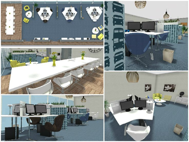 office designer online. plan and visualize your office design online in 3d with roomsketcher pro you can designer i