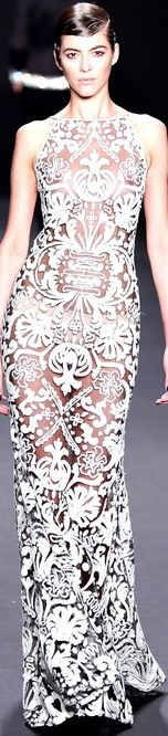 Fall 2013 Ready-to-Wear Naeem Khan - look4