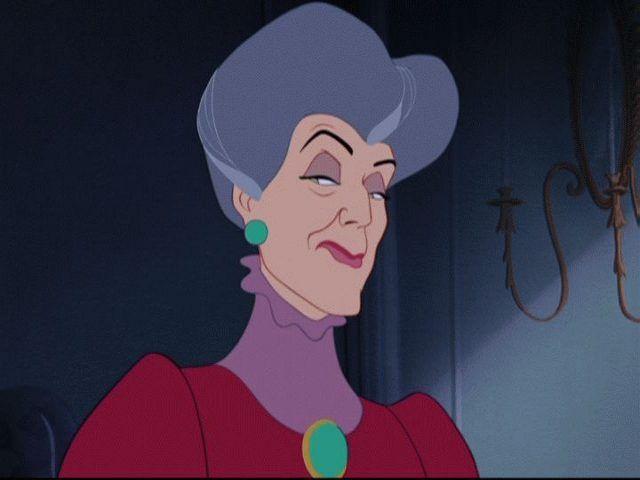 Lady Tremaine Disney films