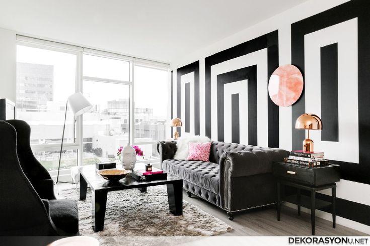 Estetik siyah beyaz duvar kağıtları