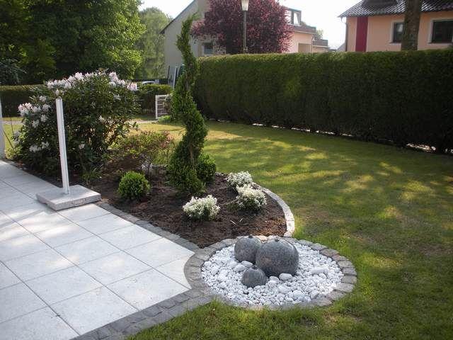 42 besten Gartengestaltung Bilder auf Pinterest Blumenbeete - kleiner garten reihenhaus