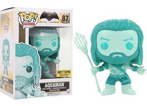Aquaman (Ocean, Batman vs Superman) 87 - Hot Topic Exclusive