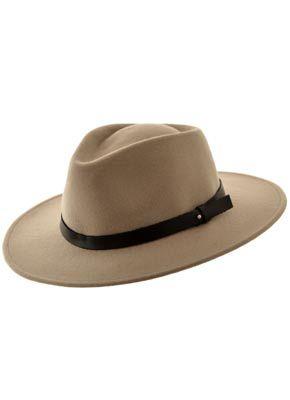 Sombrero Fieltro Australiano Hudson