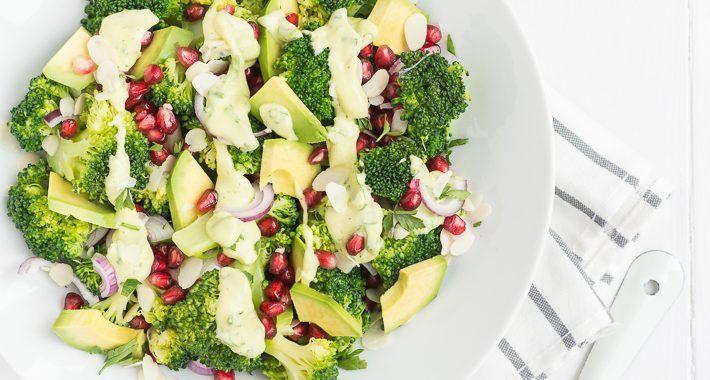 broccolisalade avocado dressing-6