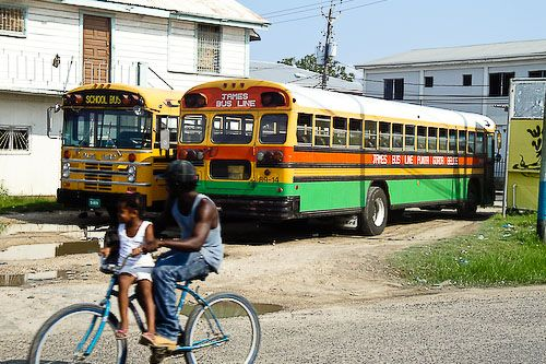 why NOT to go to Belize City