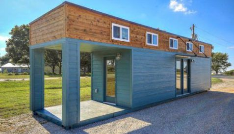 ARCHIE SHIPPING CONTAINER HOME