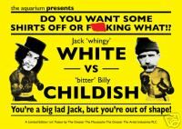 Billy Childish and 'Stuckism'.