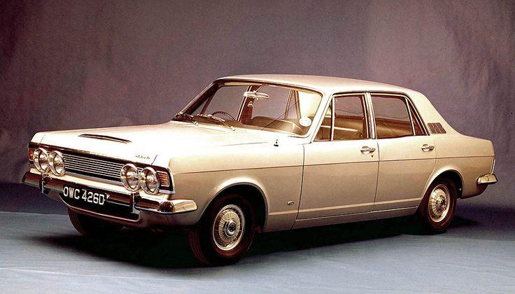 1966 Ford Zodiac MkIV