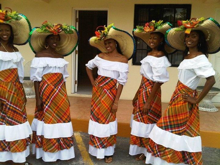Caribbean Culture: 52 Best Mode Antillaise Images On Pinterest