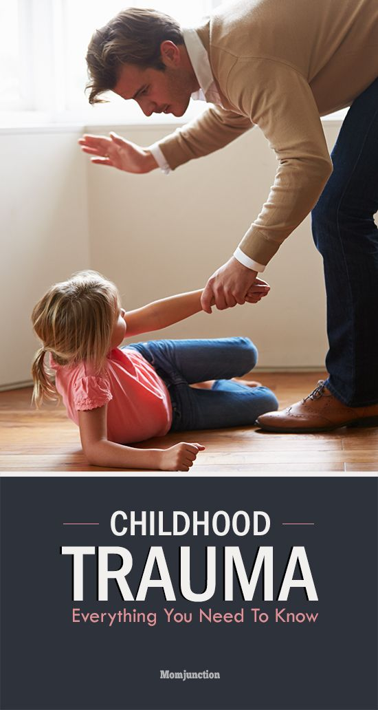 Childhood Trauma – Everything You Need To Know: its time you read our post. Here we take a bird's eye view at childhood trauma. #Parenting